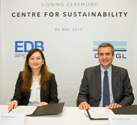 DNV GL - Business Assurance establishes  Centre for Sustainability in Singapore