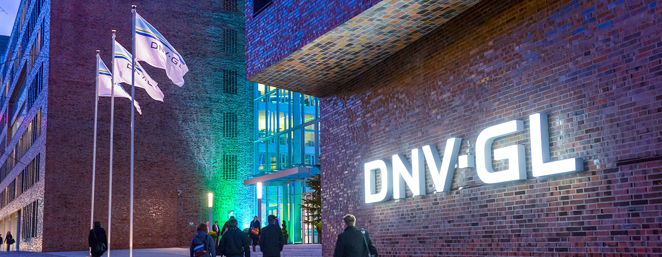 Exterior view of DNV GL office