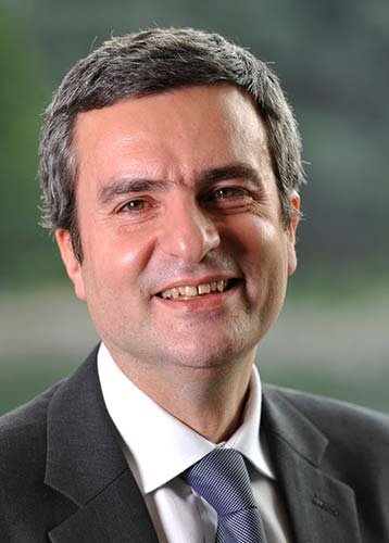 Luca Crisciotti, CEO of DNV GL - Business Assurance