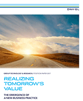 Realizing tomorrows value cover