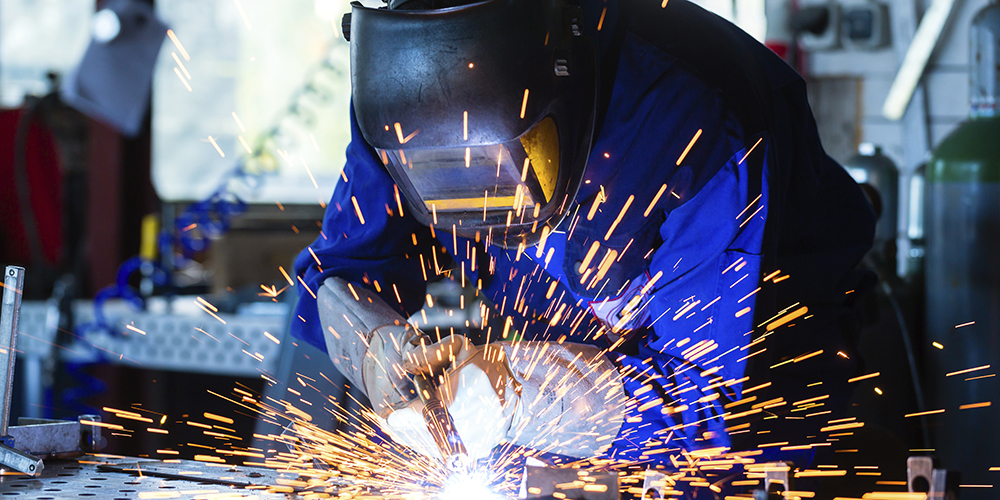 ISO 3834 - Certification of welding quality system